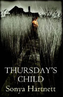 Walker Books Ltd. cover for 'Thursday's Child'